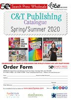C&T Publishing SPRING SUMMER 2020 Catalogue