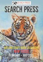 Art and Craft Book Catalogue - New Titles February - July 2021