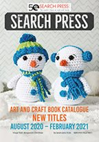 Art and Craft Book Catalogue - New Titles - August 2020 - February 2021