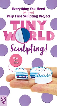 Tiny World: Sculpting! - Kit