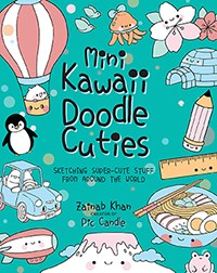 Mini Kawaii Doodle Cuties
