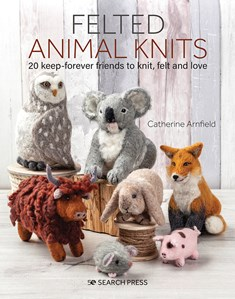 Felted Animal Knits