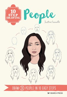 10 Step Drawing: People