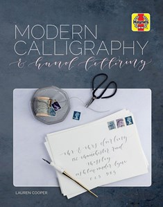 Modern Calligraphy and Hand Lettering