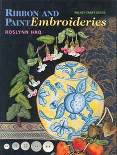 Ribbon & Paint Embroideries