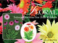 Floral Interpretations for Silk Ribbon